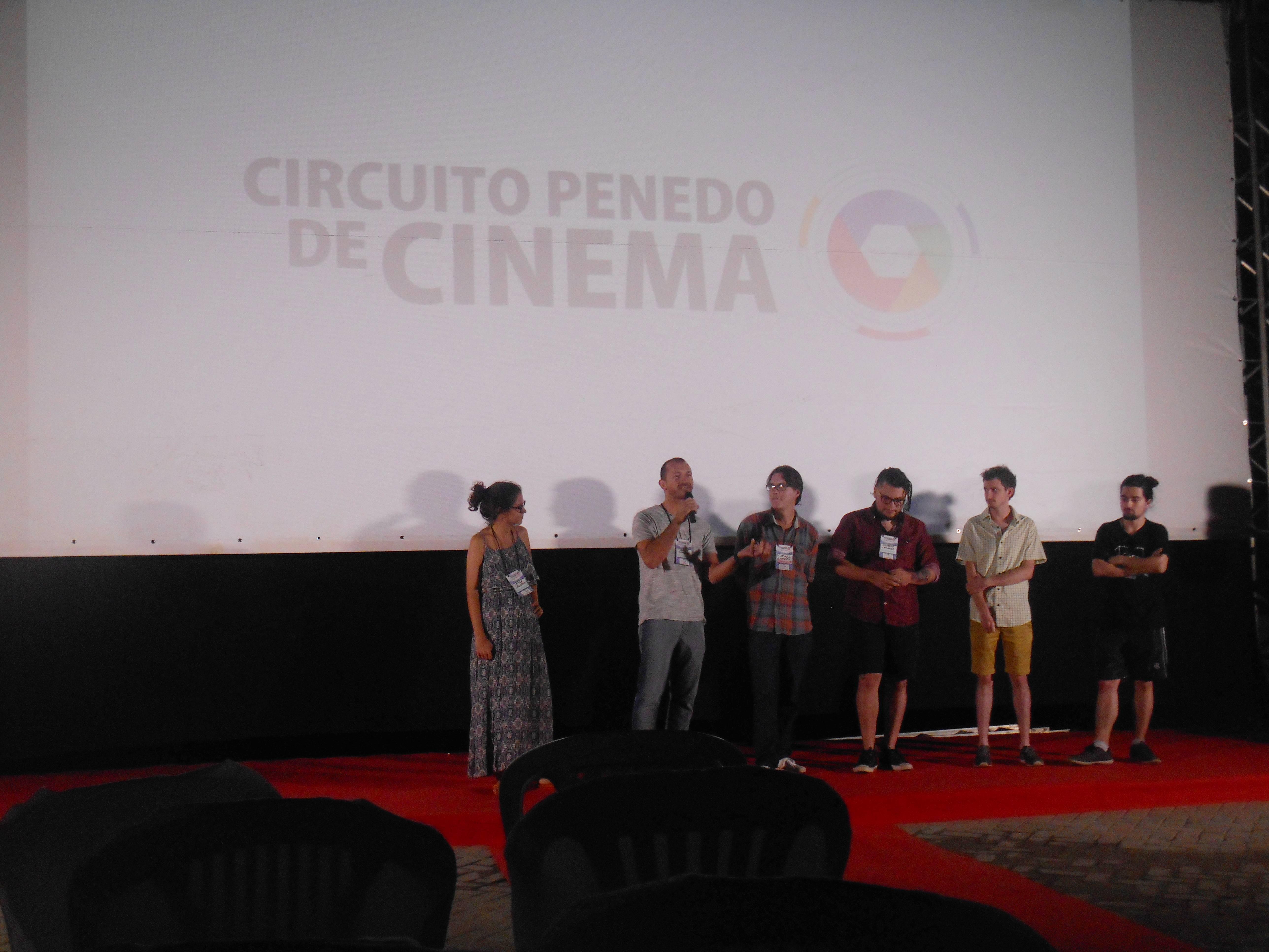 Circuito Cinemas Guarulhos : Cobertura circuito penedo de cinema terceiro dia alagoar
